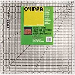 O'Lipfa Square Quilting Ruler