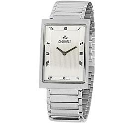 August Steiner Men's Quartz Bracelet Watch
