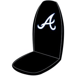 Atlanta Braves MLB Universal Bucket Seat Cover
