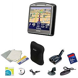 TomTom GO 720 GPS Navigation System Complete Kit (refurbished)