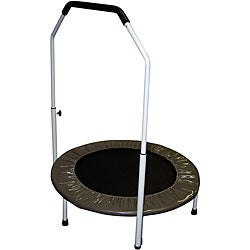 Stamina In-tone Jogger Trampoline with Handlebar