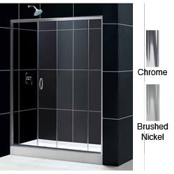 DreamLine Infinity Single Sliding Shower Door