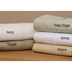 Egyptian Cotton 1000 Thread Count Pillowcases (Set of 2)