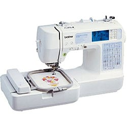 Brother SE-350 Embroidery/ Sewing Machine (Refurbished)