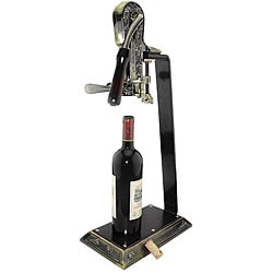 Connoisseur Vintner's Reserve Opener with Table Stand