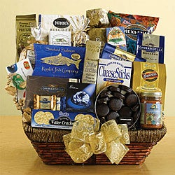 Executive Selection Gift Basket.