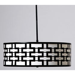 Geometric Hanging Shade