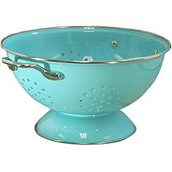 Reston Lloyd Calypso Basics 5-quart Turquoise Colander
