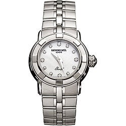 Raymond Weil Parsifal Women's Steel Diamond Quartz Watch