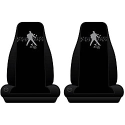 Elvis Presley 2-piece Car Seat Cover Set