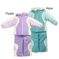 London Fog Toddler Girl's Snowsuit