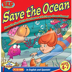 Early Learning Fun 'Save the Ocean' Software