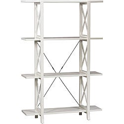 Henley Double Bookcase