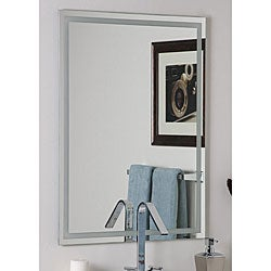 Frameless Etch Mirror
