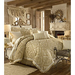 Croscill Bellisimo Luxury Comforter Set | Overstock.com Shopping ...