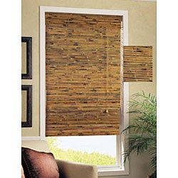 Montego Bamboo Roman Shades (36 in. x 72 in.)