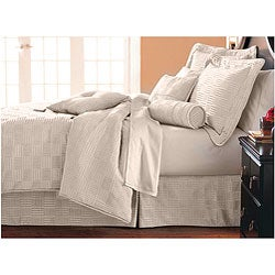 Hampton 7-piece King-size Comforter Set