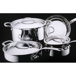 KitchenAid 7-piece Stainless Steel Cookware Set