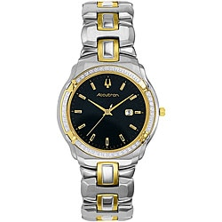 Accutron by Bulova Barcelona Men's Diamond Watch