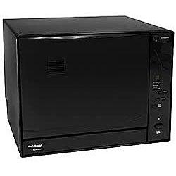 Countertop Dishwasher In Black : Koldfront Black Portable Countertop Dishwasher - 11587622 - Overstock ...