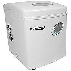 Koldfront White Portable Ice Maker