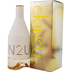 Ck In2u By Calvin Klein Women's 3.4-ounce Eau de Toilette Spray