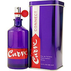 Liz Claiborne Curve Connect Women's 3.4-ounce Eau de Toilette Spray