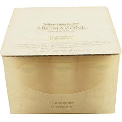 Lemongrass and Bergamot Essential Blend Votive Box Set