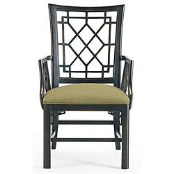 Thomasville Dining Fusion Oriental-style Chairs (Set of 2)