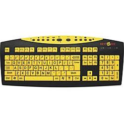 Keys U See YKB-LP-YUSB Large-print Keyboard