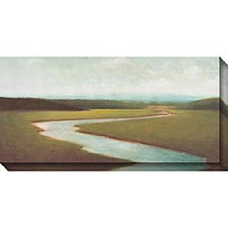 Gallery Direct St. John 'Change of Seasons I' Gallery-wrapped Canvas Art
