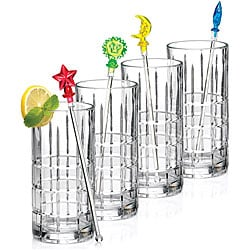 Anchor Hocking Crystal Delight Glass Set
