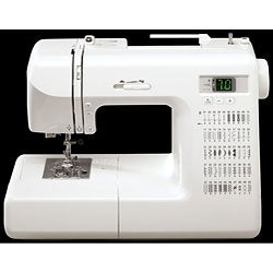 Janome 115110 Computerized Sewing Machine (Refurbished)