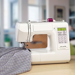 Janome 115215 Computerized Sewing Machine (Refurbished)