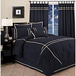 Academy Steel Blue 3-piece Comforter Set