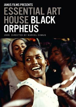 Black Orpheus - Essential Art House Edition (DVD)