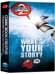 Comic Book Creator 2 - PC Software