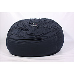LoveSac SuperSac 6-foot Foam Lounge Chair Navy