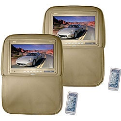 Pyle PL92PHRT Headrests with 9.2-inch Monitor