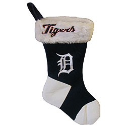 Detroit Tigers Christmas Stocking