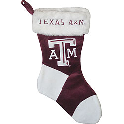 Texas A&M Aggies Christmas Stocking