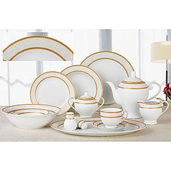 Lorenzo Amelia 57-piece Dinnerware Set