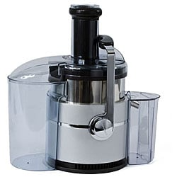 Morphy richards food fusion juicer 11722206 overstock for Alpine cuisine juicer