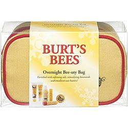 Burt's Bees Overnight Bee-uty Bags (Set of 2)