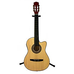 Electric Acoustic Cutaway Guitar