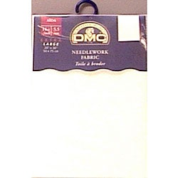 DMC Aida White Needlework 14-count Fabric