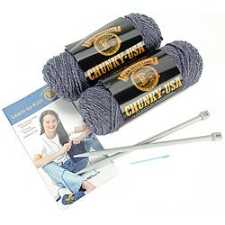Learn-To Knit Kit