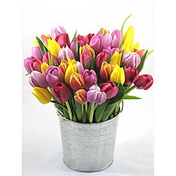 (Pre-order) Mother's Day Bucket of Tulips