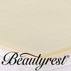 Memory Foam Fusion Mattress Pad