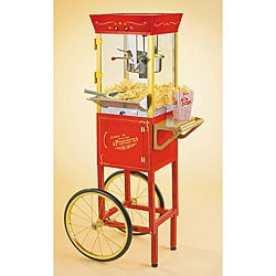 Circus Cart Popcorn Maker (Refurbished)